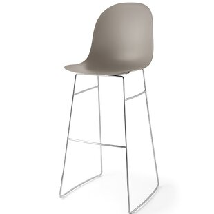 Hampson 19'' Bar Stool Ivy Bronx