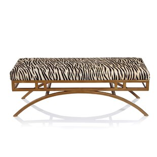 Boston Metal Bench by Fashion N You by Horizon Interseas