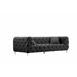 Samar 3 Seater Chesterfield Sofa