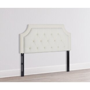Misael Upholstered Panel Headboard