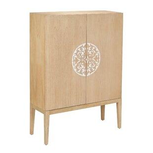 Vadnais 2 Door Accent Cabinet by Bloomsbury Market