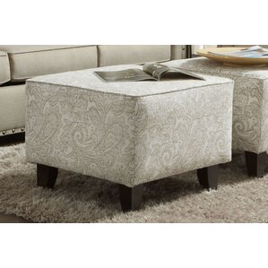 Tessie Ottoman by Darby Home Co