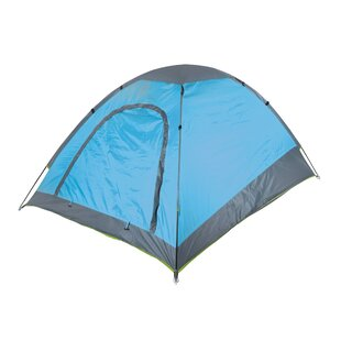 Morfin 2 Person Tent With Transport Bag, Guy Ropes And Pegs Image