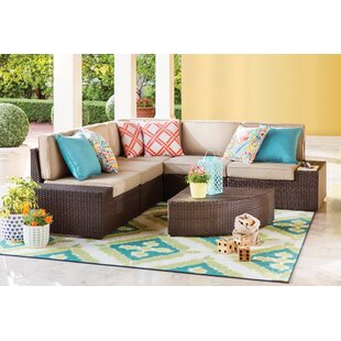Mountview 6 Piece Rattan S..