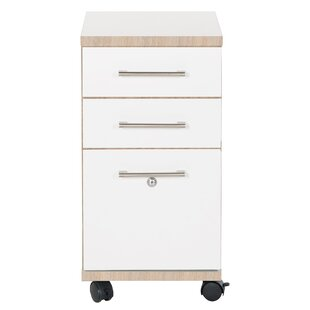 Review Adena 3 Drawer Filing Cabinet