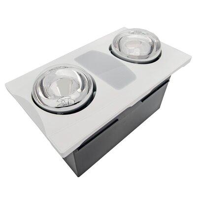 Panasonic whisperwarm 110 cfm bathroom fanheatlight combination 80 cfm bathroom fan with heater and light mozeypictures Images
