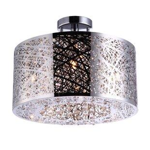 Everly Quinn Alya 4-Light Pendant