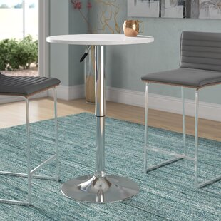 Affordable Chamaeleon Counter Height Pub Table By Orren Ellis