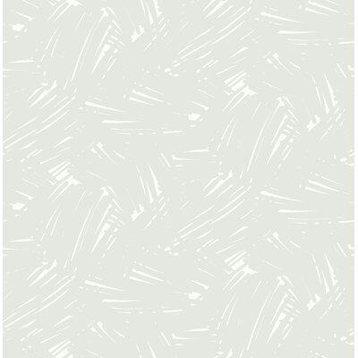Harriet Bee Hounslow Turf 33' x 20.5 Wallpaper Roll Color: Heather Gray