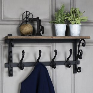 Wall Mounted Coat Rack By Williston Forge