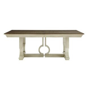 Coastal Living™ by Stanley Furniture Oasis Moonrise Pedestal Extendable Dining Table