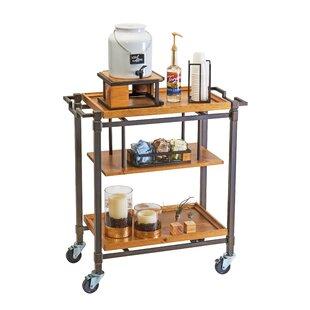 Sierra Beverage Bar Cart by Cal-Mil
