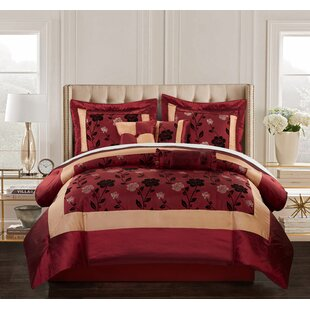 Angela 7 Piece Comforter Set