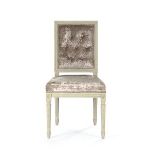 Louis Upholstered Dining Chair Zentique