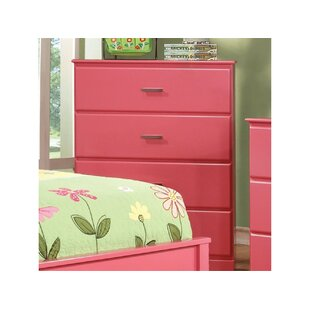 Segars Kids 4 Drawer Chest by Harriet Bee