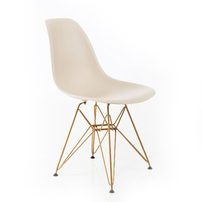 Mohnton Dining Chair Seat Color: Beige by Wade Logan