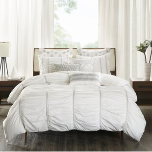 Infante Cotton 3 Piece Comforter Set