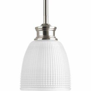Ebern Designs Atkison 1-Light Cone Pendant