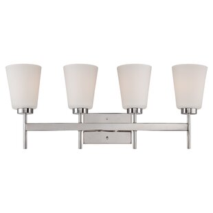 Check Prices Simich 4-Light Vanity Light By Ebern Designs