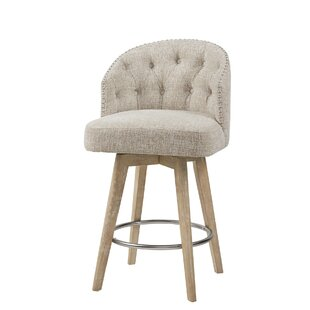 Astounding Wallick Bar Short Swivel Stool Alphanode Cool Chair Designs And Ideas Alphanodeonline