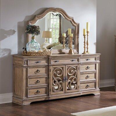Desk Dresser Combo | Wayfair