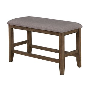 Charming Manning Counter Height Bench