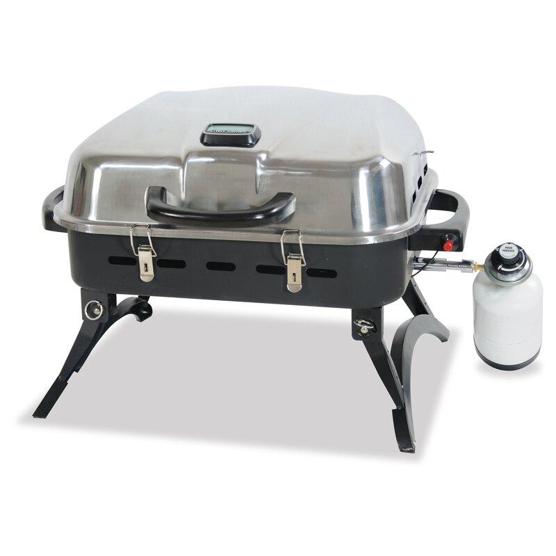 1 Burner Propane Gas BBQ Grill