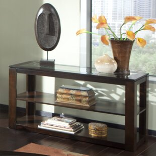 Standard Furniture Crackle Console Table