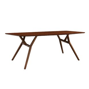 Devyn Solid Wood Dining Table Corrigan Studio