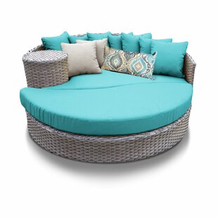 Rochford Patio Daybed With Cushions By Sol 72 Outdoor