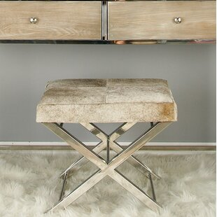 Orren Ellis Failand Modern Square Accent Stool