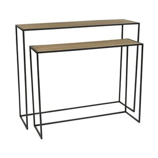 Moorefield 2 Piece Console Table Set By Williston Forge