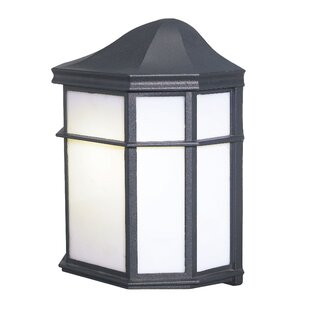 Woodbridge Lighting Energy Saving 1-Light Outdoor Flush Mount