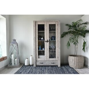 White Springs Standard Display Cabinet By Beachcrest Home