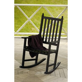 ACHLA Eucalyptus Rocking Chair