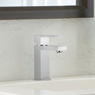 Ara Single Hole Bathroom Faucet with Drain Assembly By Delta