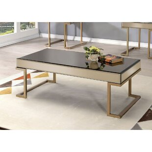 Gaige Coffee Table by Everly Quinn