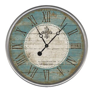Extra Large Decorative Wall Clocks large wall clocks you'll love | wayfair