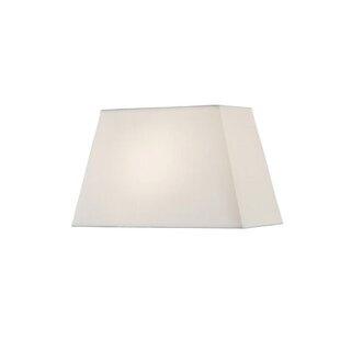 19 Linen Rectangle Lamp Shade