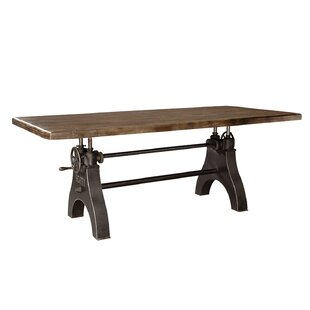 Solomon Dining Table by 17 Stories Savingst