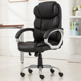 Find Blanken Executive Chair by Symple Stuff Reviews (2019) & Buyer's Guide