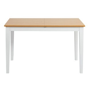Bridgeman Extendable Dining Table By Brambly Cottage