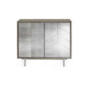 Guidi Hospitality 2 Door Accent Cabinet by Brayden Studio