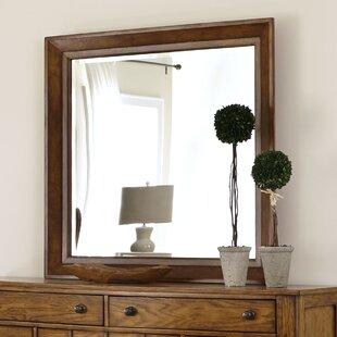 Grandpas Cabin Square Dresser Mirror