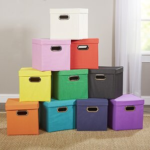 wayfair basics cube crate set of 2