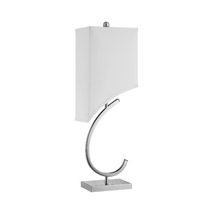 Latitude Run Emaline 31'' Arched Table Lamp