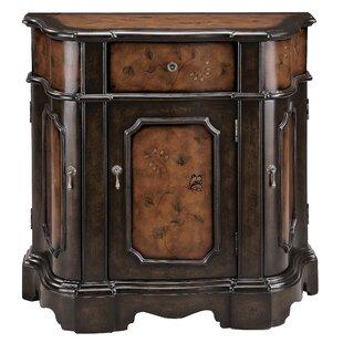 Farias 3 Door Accent Cabinet by Astoria Grand