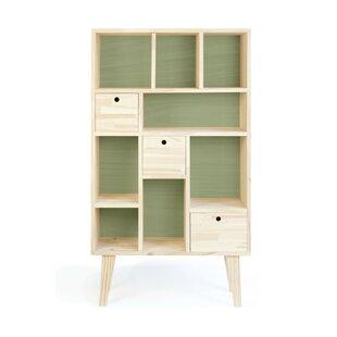 Organizer 130cm Bookcase By Ebern Designs