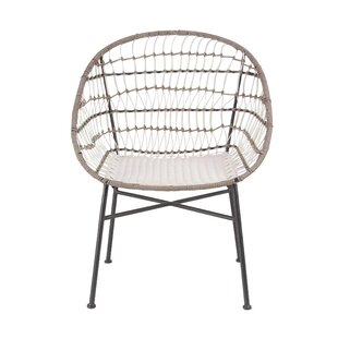 Bungalow Rose Gilstrap Contemporary Side Chair