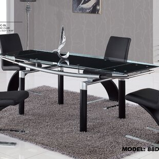 Best Reviews Jolie Dining Table ByGlobal Furniture USA